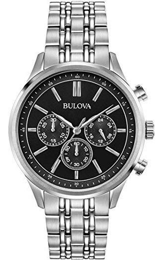 Reloj De Pulo Bulova 96a211