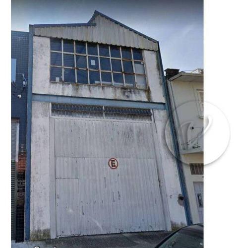 Imagem 1 de 3 de Galpão Para Alugar, 560 M² Por R$ 7.900,00/mês - Jardim Alvorada - Santo André/sp - Ga0231