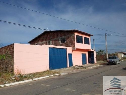 Imagem 1 de 6 de Predio Residencial Com Ponto Comercial A Venda São José De M
