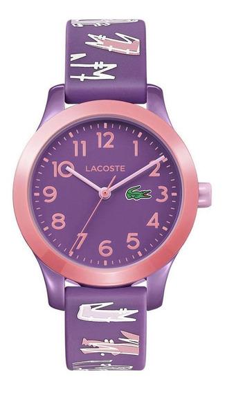Reloj Lacoste Niños Color Morado 2030020 - S007