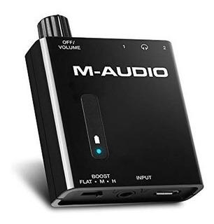 M-audio Bass Traveler, Amplificador De Audífonos Eléctrico P