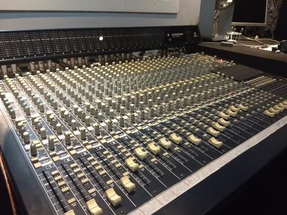 Mesa De Som Behringer Eurodesk Mx8000a 48ch