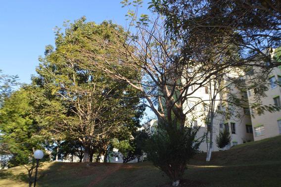 Apartamento Residencial Em Bragança Paulista - Sp - Ap0320