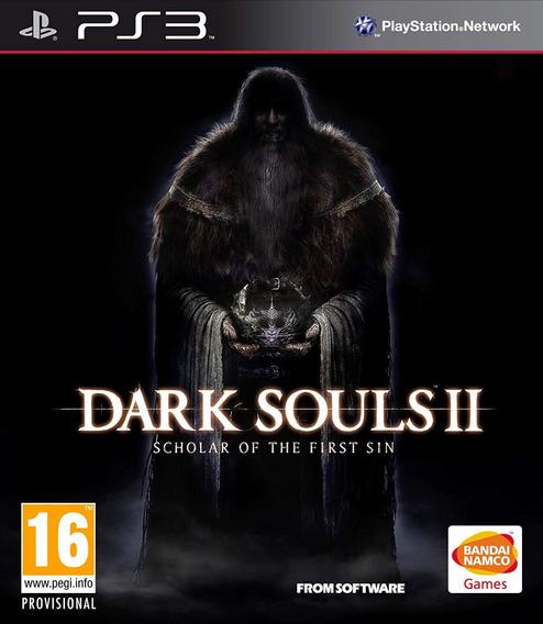 Dark Souls 2 Scholar Of The First Sin Psn Game Playstation 3