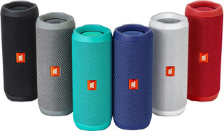Parlante Bluetooth Jbl Flip 4 Original Envio Gratis!!