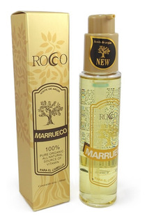 Aceite De Argan Para Cabello 100%organico Con Vitaminas Roco