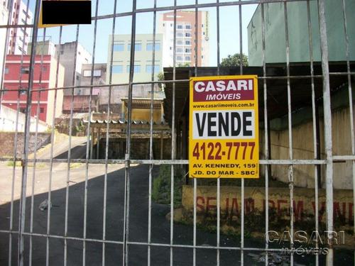 Terreno Comercial Para Venda E Locação, Centro, São Bernardo Do Campo - Te3689. - Te3689