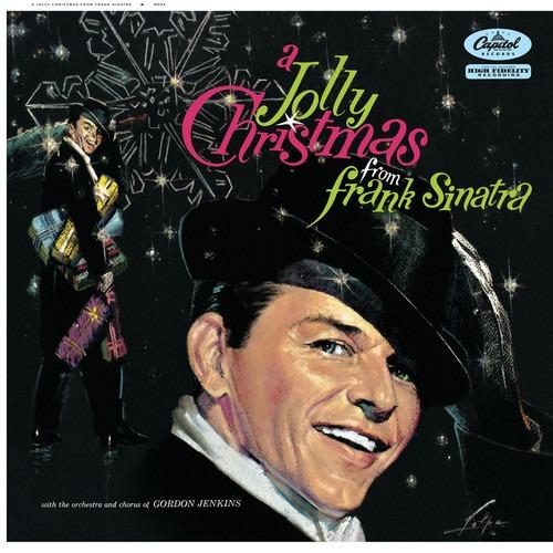 Frank Sinatra Jolly Christmas Cd Us Import