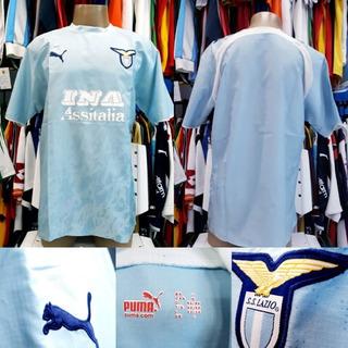 Camisa Lazio - Puma - G - 2006/2007 - S/nº