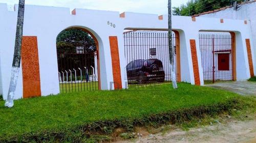 Chácara À Venda, 7000 M² Por R$ 2.800.000,00 - Chácaras De Recreiro Represa - Nova Odessa/sp - Ch0435