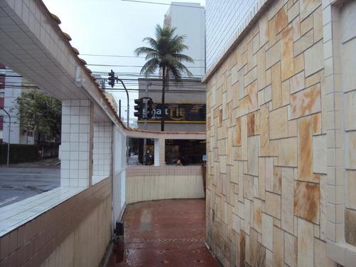 Apartamento Com 2 Dormitórios À Venda, 61 M² Por R$ 240.000,00 - Centro - São Vicente/sp - Ap4591