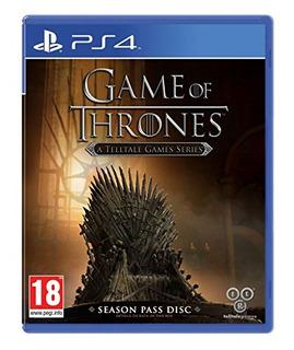 Game Of Thrones A Telltale Games Series: Season Pass Dis