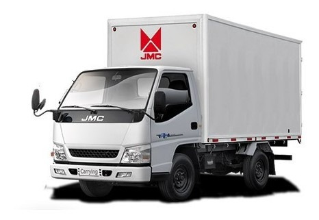 Jmc Nhr Cabina Simple Box