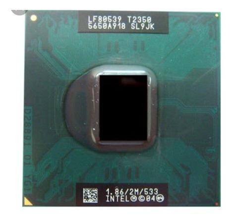 Processador Intel Core Duo T2350 1.86 Ghz / 2m / 533
