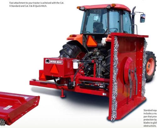 Imagen 1 de 11 de Chirquera Hidraulica Desplazarle Para Tractor
