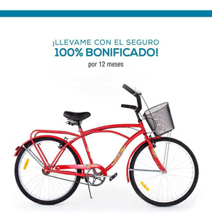 Bicicleta Hombre M.hendel Playera Full R26 Colores Varios