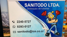San Pablo Heredia 8455-7500 Limpieza De Tanques Sépticos