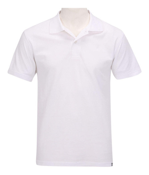 04 Camisa Gola Polo Personalizada 100% Poliéster Sublimação