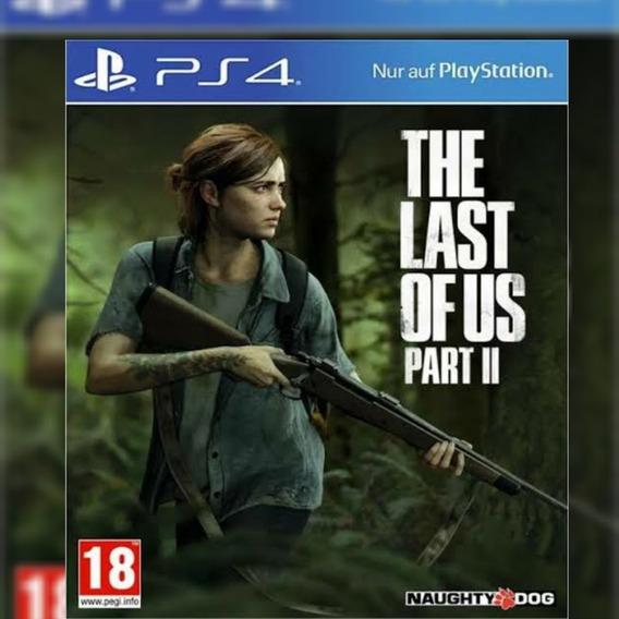 The Last Of Us Part Ii Ps4- The Last Of Us 2- Envio Imediato