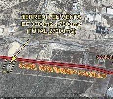 Terreno En Venta En Puerta De Las Mitras, Monterrey