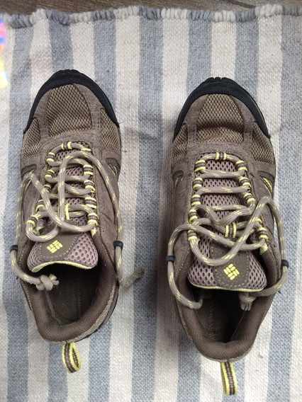 Zapatillas Impermeables Columbia - Mujer - Sport - Trekking