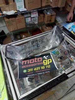 Parrilla Porta Papel Honda Wave C100 Dos