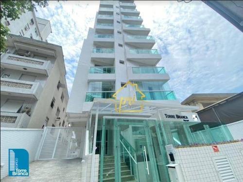 Apartamento À Venda, 77 M² Por R$ 498.000,00 - Marapé - Santos/sp - Ap1863