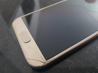 Samsung Galaxy A5 2017 - Tela E Traseira Trincada!