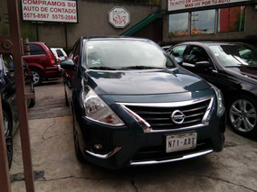 Nissan Versa 1.6 Exclusive Navi Factura De Agencia Un Dueño.
