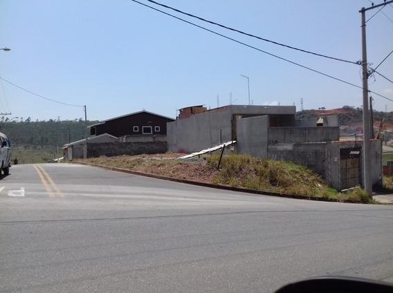 Terreno De Esquina Na Avenida- Santa Julia - Investidor -587