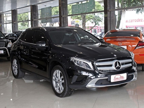 Mercedes-benz Gla200 Advance 1.6 Turbo Automático 2015