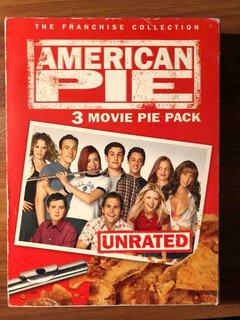 Películas American Pie 3 Movie Pie Pack