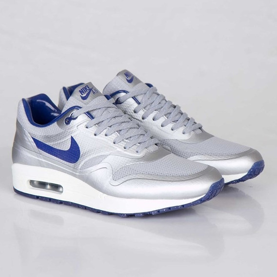 Nike Air Max 1 Hyper Metallic Blue - Mens