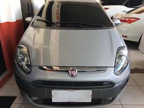 Fiat Punto 1.6 16v Essence Flex Dualogic 5p 2013