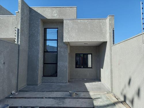 Imagem 1 de 30 de Casa Com 2 Dormitórios À Venda, 75 M² Por R$ 295.000 - Portal Da Foz - Foz Do Iguaçu/pr - Ca0690