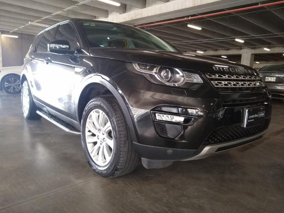 Land Rover Discovery Sport Hse 2.0l 2016 Negra
