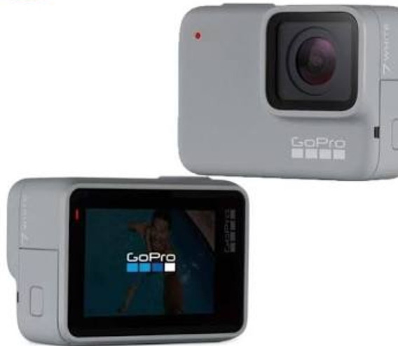 Gopro Hero White 7