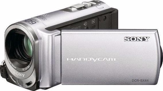 Sony Handycam Dcr-sx44 Digital 60x Top De Linha