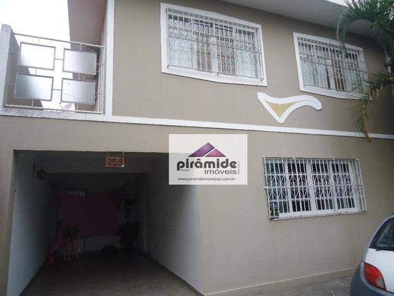 Casa Comercial À Venda, Jardim Paulista, São José Dos Campos - Ca2315. - Ca2315