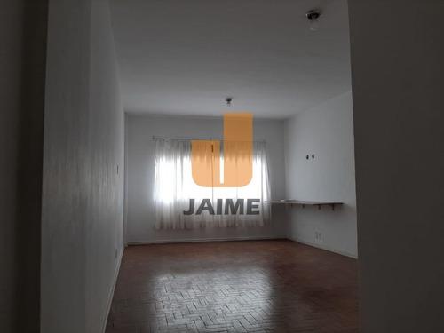 Studio Com 40 Metros Em Ótima Localização Na Vila Buarque - Bi5272