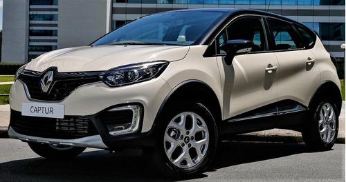 Renault Captur 2.0 Intens Manual Patentadas Sin Rodar G