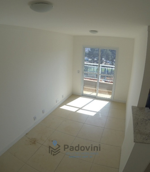Apartamento Para Aluguel, 2 Dormitórios, Ed. Resd Quinta Ranieri Gold - Bauru - 440