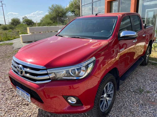Toyota Hilux 2.8 Cd Srx 177cv 4x4 2018