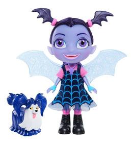 Boneca Vampirina Disney Que Fala 25 Frases C/ Luz -original
