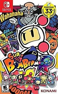Super Bomberman Nintendo Switch Usado
