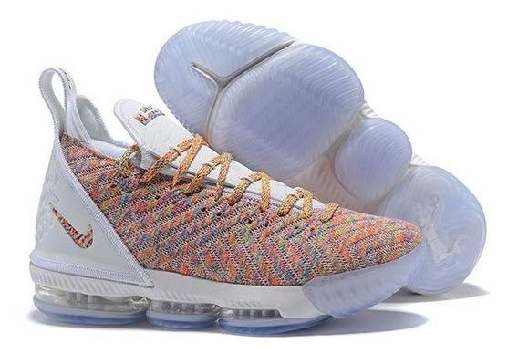 Tênis Nike Lebron 16 Cereal Original