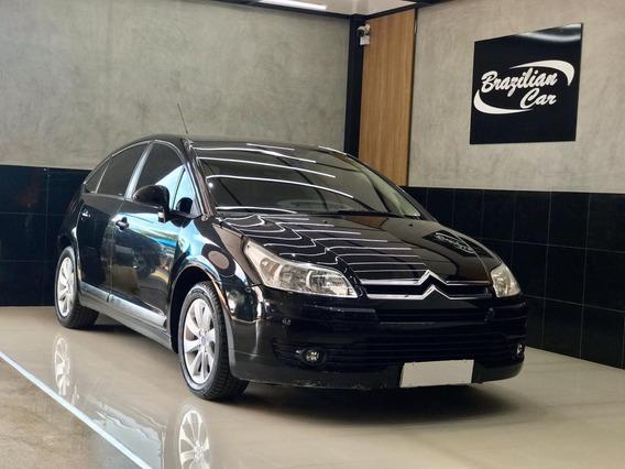 Citroën C4 2.0 Exclusive 16v Flex 4p Automático