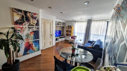 Apartamento Com 3 Dormitórios À Venda, 100 M² Por R$ 675.000,00 - Vila Mascote - São Paulo/sp - Ap50830