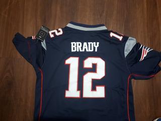 Camisa Tom Brady Game Vapor ( Brady E Companhia )