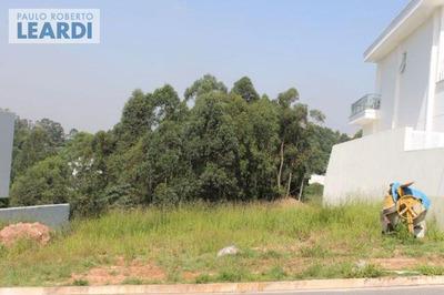 Terreno Em Condomínio Residencial Real Park - Arujá - Ref: 505588